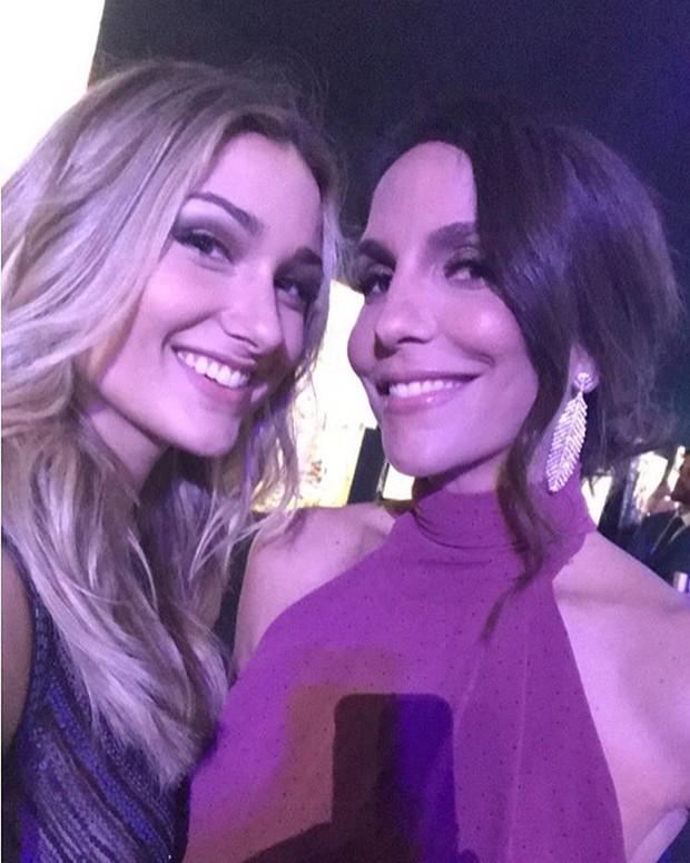 Sasha e Ivete Sangalo (Foto: Reprodução/ Instagram)