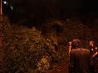 Deslizamentos de terra atingem casas em Ferraz de Vasconcelos