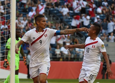 Guerrero Peru Haiti (Foto: AFP)
