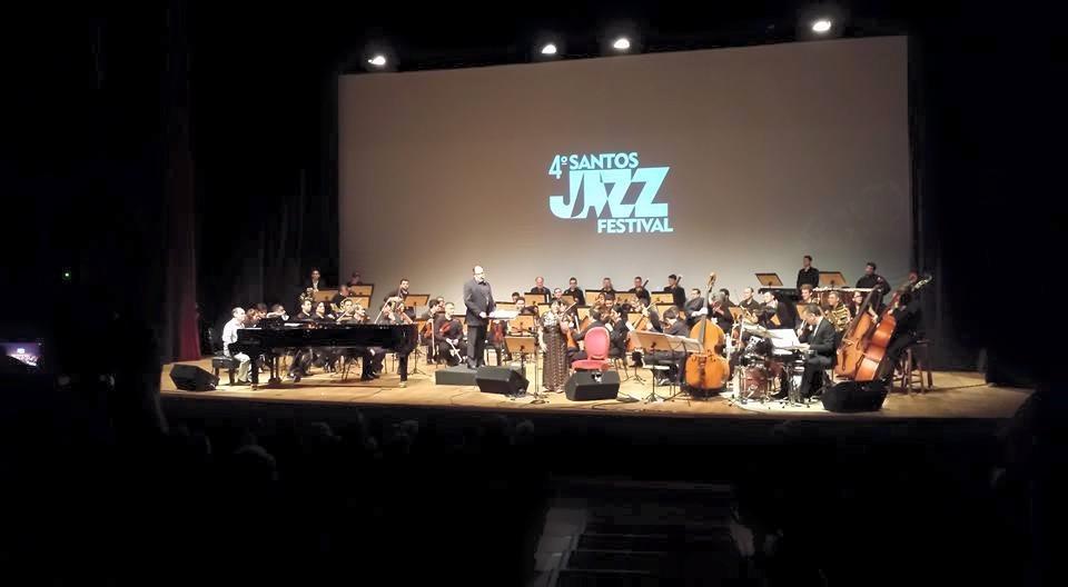4º Santos Jazz Festival (Foto: Priscila Martinez)