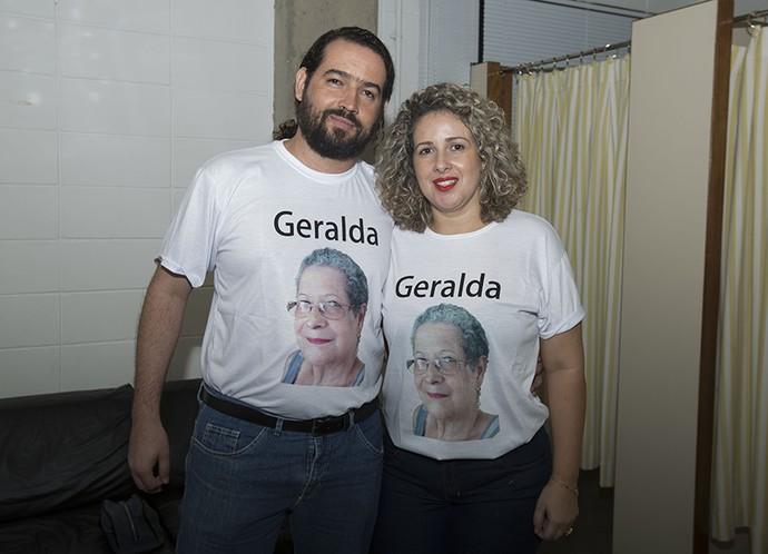 família Geralda paredão (Foto: Raphael Dias/Gshow)