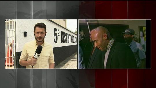 Edinho passa primeira noite na cadeia em Santos, SP: 'Não é fácil voltar'