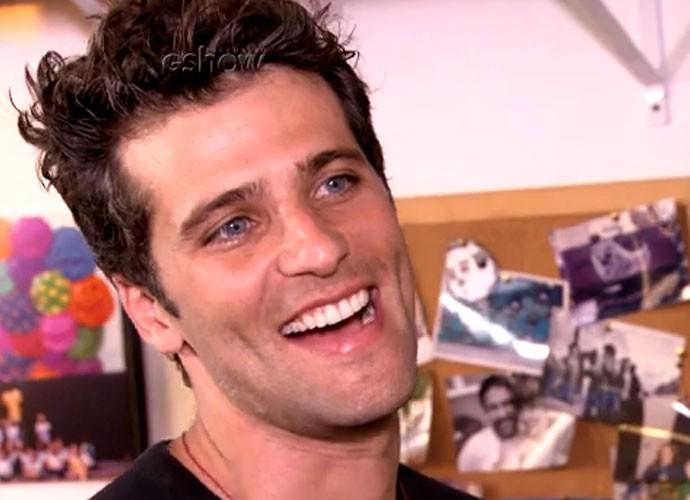 Bruno Gagliasso mostra descontração em vídeo exclusivo  (Foto: Gshow/ Domingão do Faustão)