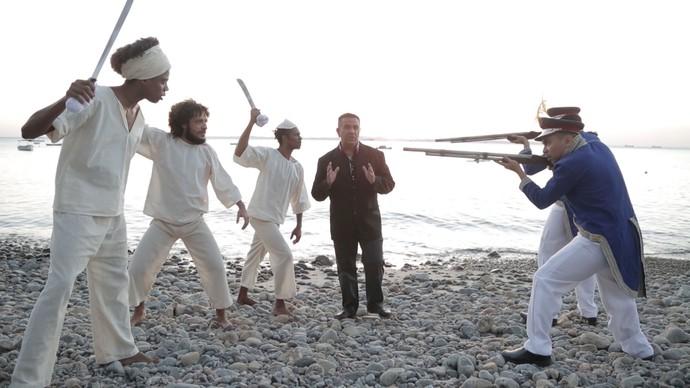 Série 'História e Arte' traz a Revolta dos Malês, que ocorreu em 1835 (Foto: TV Bahia)