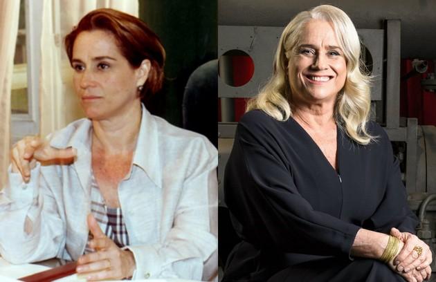 Vera Holtz interpretou a autoritária prefeita Florisbela. A atriz voltará ao ar em 'Orgulho e paixão', próxima novela da Globo das 18h (Foto: TV Globo)