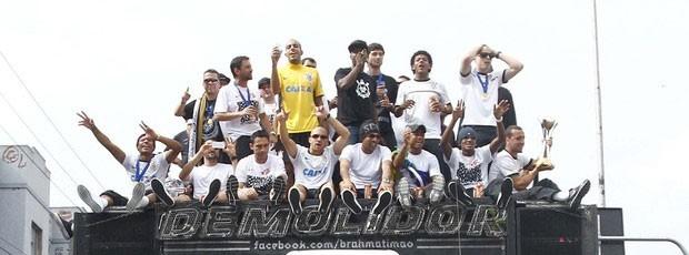 Globo Esporte Paraná (Foto: Gustavo Tilio / GLOBOESPORTE.COM)