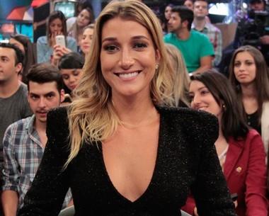 'Não tenho o costume de assistir', revela Gabriela Pugliesi (Gshow)