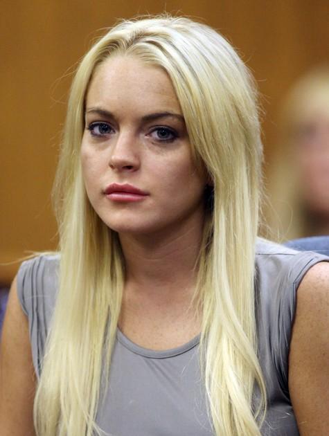 Lindsay Lohan (Foto: Reprodução da internet)