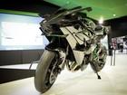 Kawasaki Ninja H2R tem preço de R$ 350 mil e é a moto mais cara do Brasil