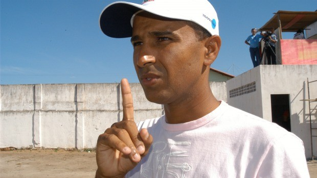 Gurubi, técnico do Colatina (Foto: Arquivo/Cedoc A Gazeta)
