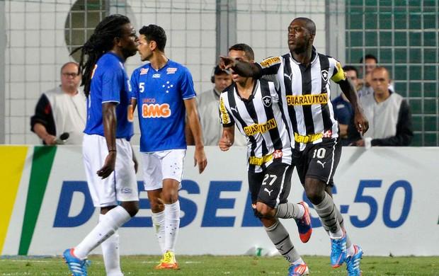 Seedorf gol Botafogo (Foto: Pedro Vilela / Futura Press)
