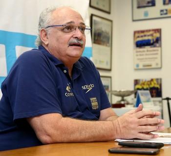 Ricardo de Moura, superintendente executivo da CBDA (Foto: Satiro Sodré / SSPress)