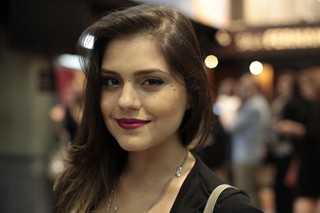 Jessika Alves (Foto: Isac Luz / EGO)