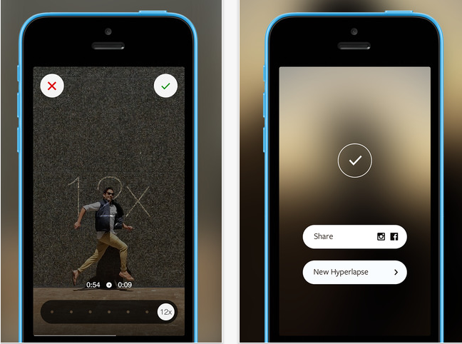 Hyperlapse, o app de time-lapse do Instagram (Foto: Reprodução/Instagram)