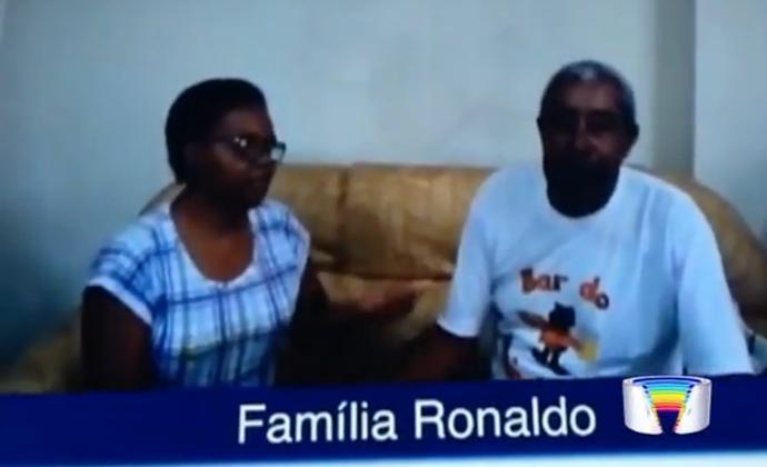 vídeo Burro (Foto: TV Vanguarda)