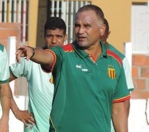 Canindé deve repetir time que jogou nas últimas duas partidas do Tricolor (Foto: Sampaio Corrêa/Divulgação)