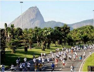 Corrida e Caminhada contra o Câncer de Mama 2011 (Foto: Sérgio Shibuya/MBraga Comunicação)