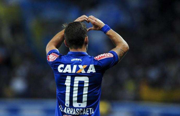 Arrascaeta; Cruzeiro (Foto: Washington Alves)