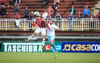 Tencati destaca equilíbrio do Londrina em empate e vê time no caminho certo