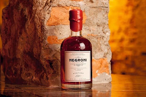 Negroni (Foto: Carlos Bessa)