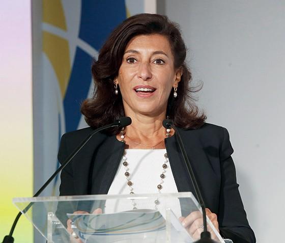 A nova presidente do BNDES, Maria Silvia Bastos Marques (Foto: Foto: Ivo Gonzalez / Agência O Globo)