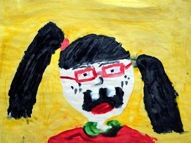 Salãozinho de Humor de Piracicaba - 1º lugar 7 a 10 anos - Raissa Scandiuzze (Foto: Reprodução)