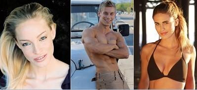 Modelos de beleza apontados pelo 'Beautiful People'