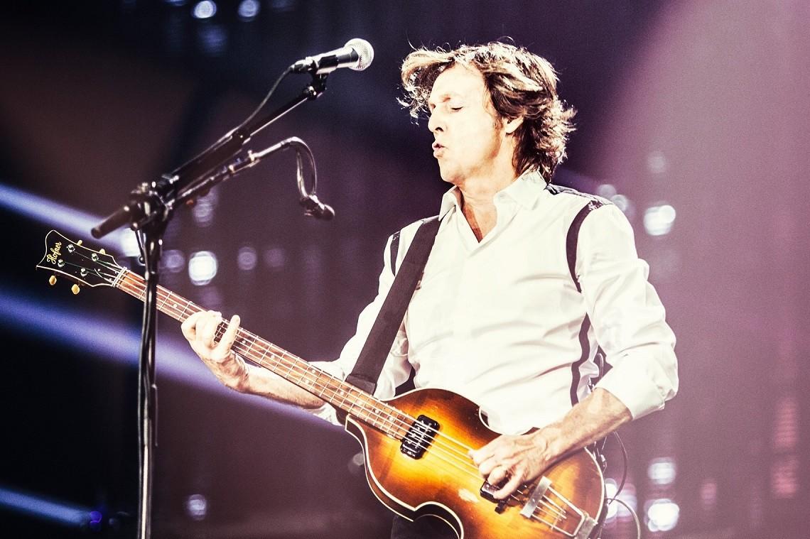 BIS exibe show de Paul McCartney no dia 18 de junho, s 22h30 (Foto: Divulgao)