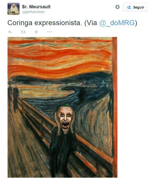 Coringa meme 7 (Foto: Reprodução/Twitter)