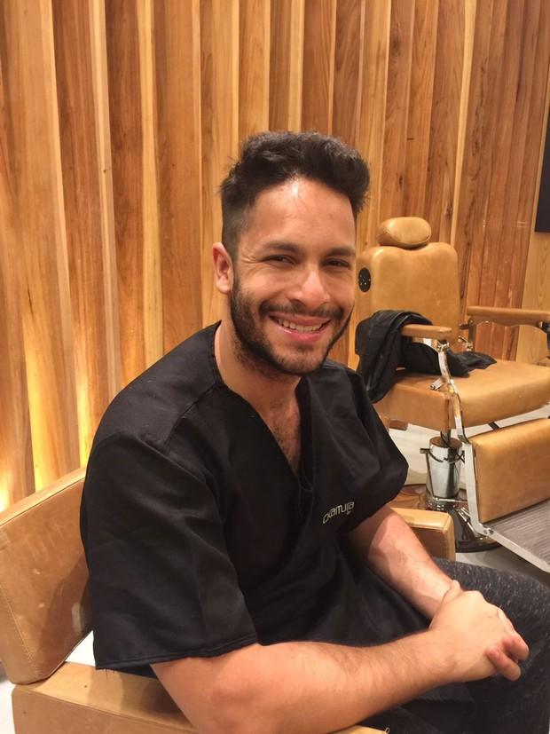 Rainer Cadete (Foto: Divulgação )