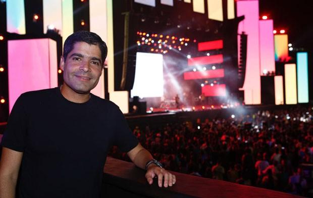 O prefeito de Salvador, ACM Neto (Foto: Ricardo Cardoso e Icaro Cerqueira/QUEM)