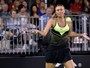 "Perto de volta, Sharapova fala de amor ao tênis: ""Quero jogar outra Olimpíada"""