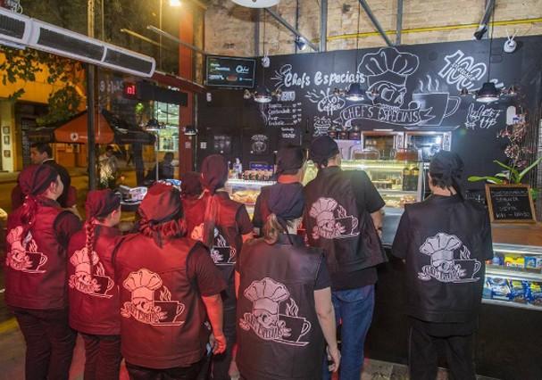 Chefs Especiais Café abriu em São Paulo (Foto: Instagram/Reprodução)