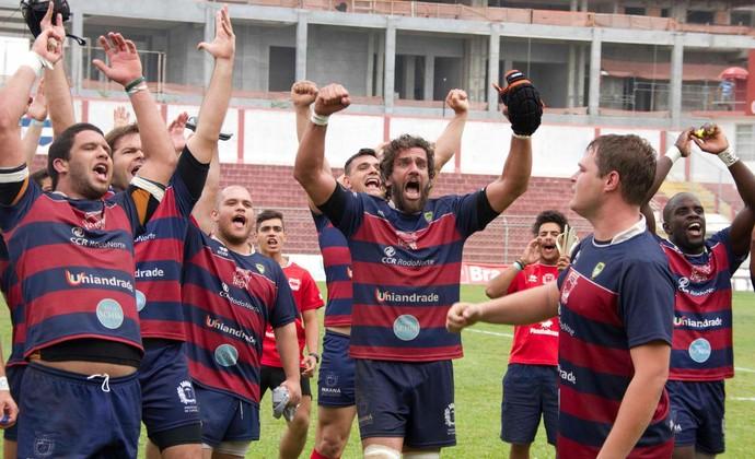 Curitiba Rugby (Foto: Secretaria do Esporte, Lazer e Juventude de Curitiba)