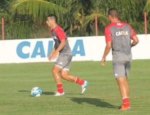 Júnior Timbó, meia do América-RN (Foto: Canindé Pereira/Divulgação)