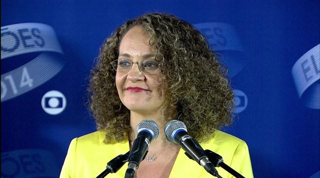 Confira coletiva com a candidata Luciana Genro