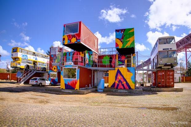 Village Underground (Foto: Divulgação)