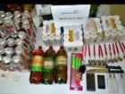 Seap-AM apreende celulares e drogas em visitas de Natal nos presídios