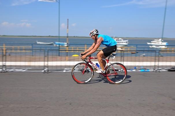 Triathlon Tapajós 2013 (Foto: Zé Rodrigues/TV Tapajós)