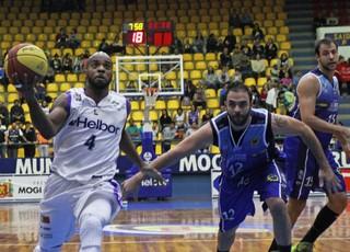 Mogi X São José Paulista basquete (Foto: Antonio Penedo/Mogi Helbor)