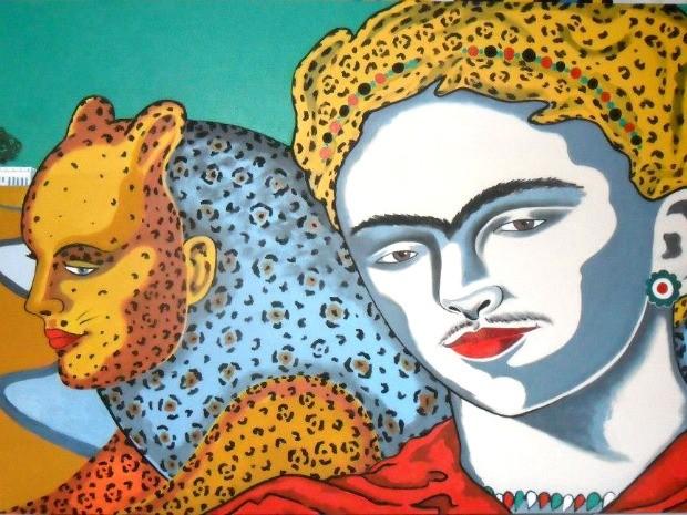 João Sebastião é um dos artistas em exposição na Mostra de Arte Contemporânea. (Foto: SEC/Divulgação)