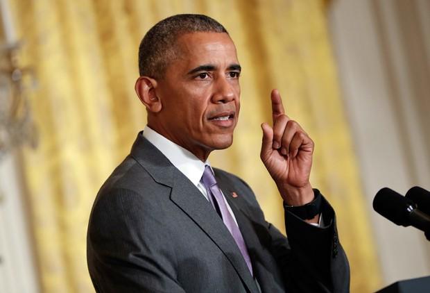 Obama classificou teste nuclear realizado pela Coreia do Norte como 'grave ameaça' (Foto: Pablo Martinez Monsivais/AP)