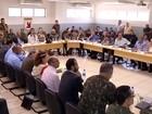 Representantes de países árabes visitam MS para conhecer Sisfron