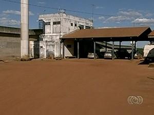 Presidio fica em Cariri, no sul do Tocantins (Foto: Reprodução/TV Anhanguera)