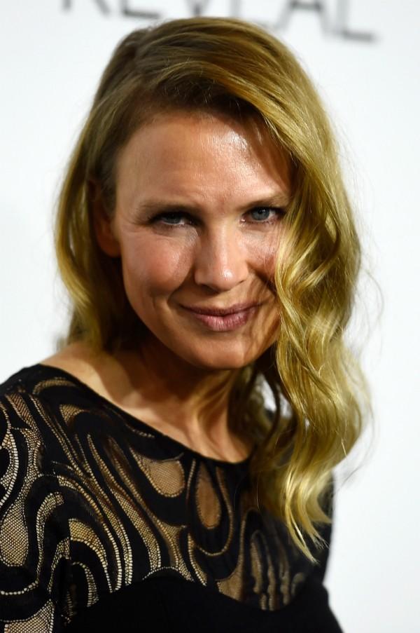E o rosto novo de Renée Zellweger? (Foto: Getty Images)