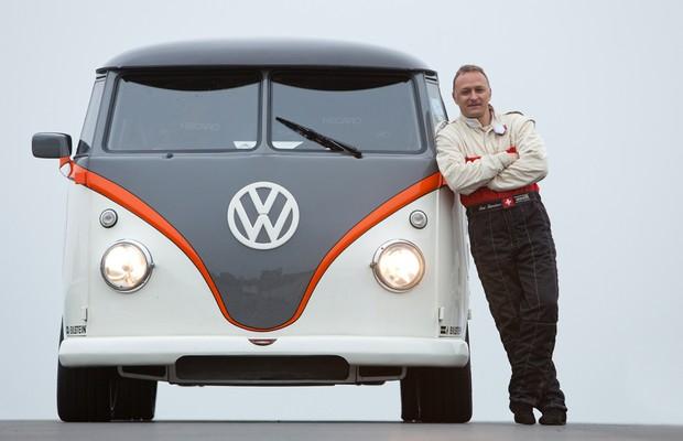 Volkswagen Kombi é customizada e ganha 530 (Foto: Divulgação)