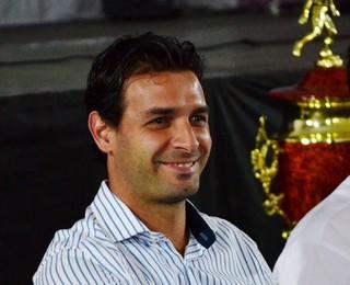 Gilsinho Taubaté (Foto: Danilo Sardinha/GloboEsporte.com)