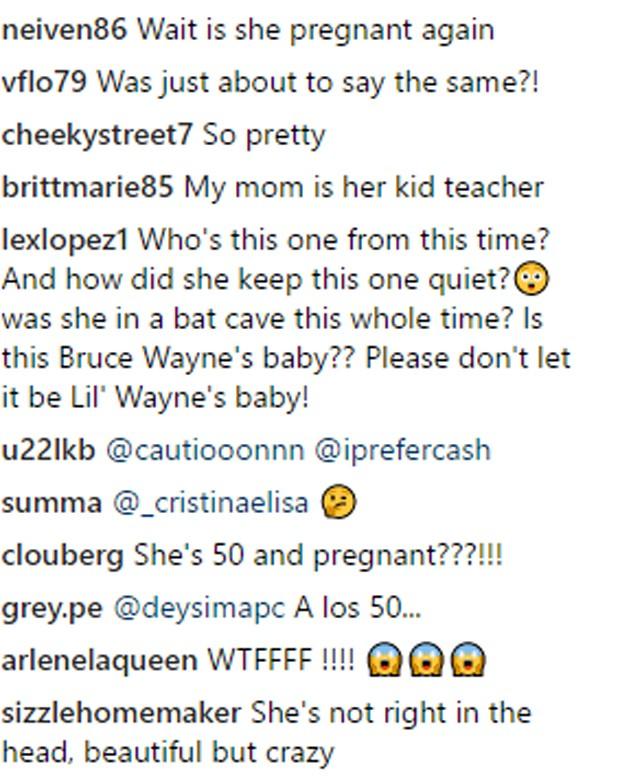 Internautas questionam suposta gravidez de Halle Berry (Foto: Reprodução/Instagram)