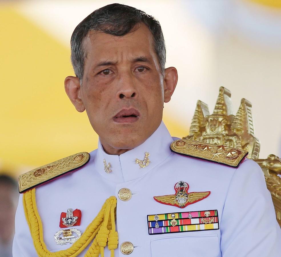Príncipe Maja Vajiralongkorn será proclamado rei da Tailândia nesta quinta-feira (Foto: Sakchai Lalit/AP)