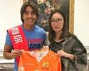 Após frustrar Corinthians e Cruzeiro, Moreno vai para Wuhan Zall, da China